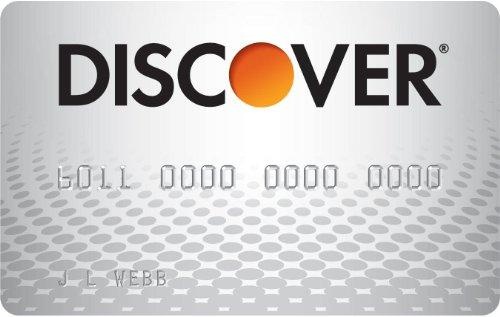 Discover Card Image